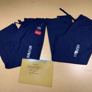 Scrub Pants NWT (1 pair)